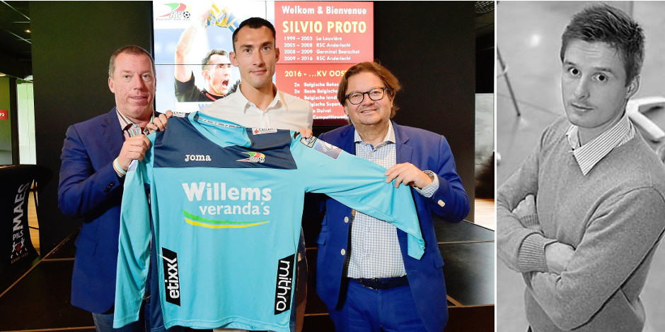"Silvio Proto à Ostende: ""Ce transfert est quand même totalement fou"" - La DH"