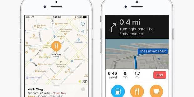 Apple: les 5 nouveautés d' iOS 10 - La DH