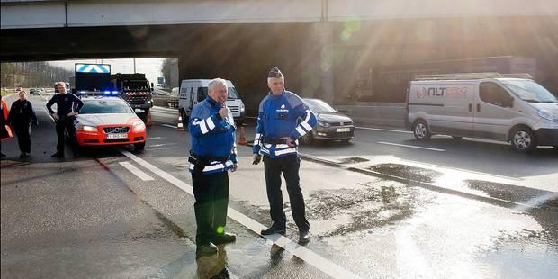 Un décès sur 20 sur autoroute est un suicide - La DH