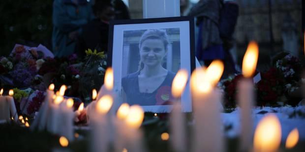 Le meurtrier présumé de la députée Jo Cox inculpé pour homicide - La DH