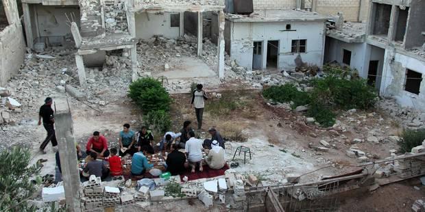 """Syrie: Washington """"préoccupé"""" par les bombardements russes - La DH"""