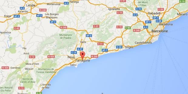 L'horreur en Espagne: 2 Belges se noient sur une plage proche de Tarragone - La DH