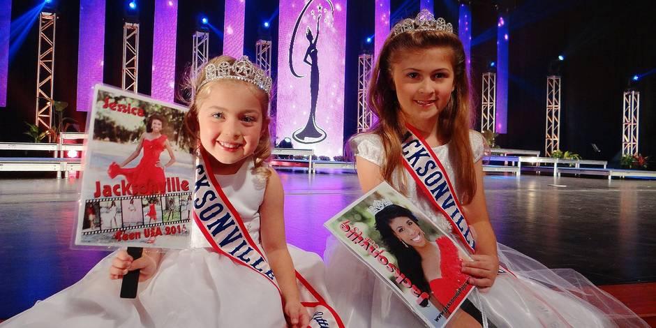 Exclusif: les concours de mini-miss interdits en Belgique - La DH