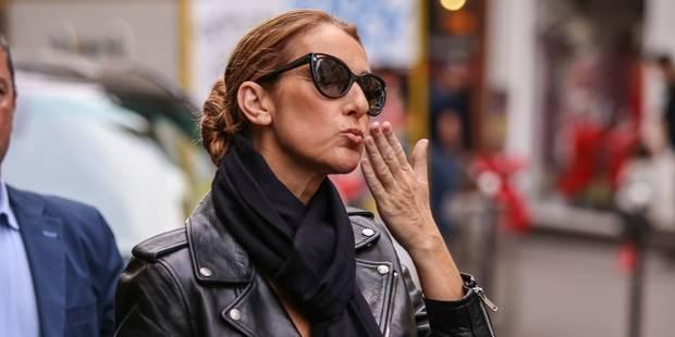 Céline Dion prête pour un concert émouvant à Anvers - La DH