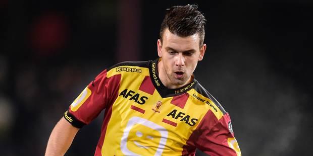 Le FC Malines a rompu le contrat de Joachim Van Damme suspendu pour dopage - La DH