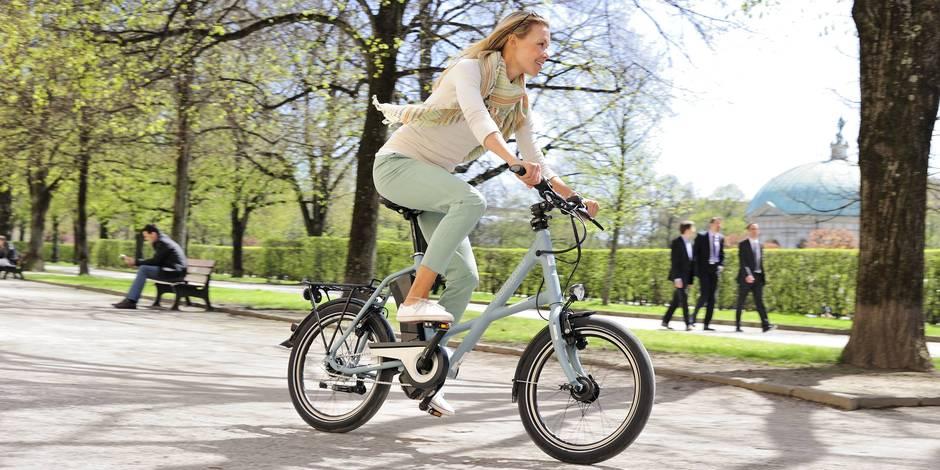 Exclusif: Bientôt un permis obligatoire pour les vélos électriques - La DH