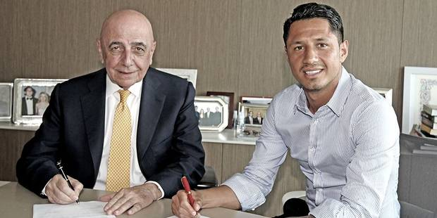 Le meilleur buteur de Serie B à l'AC Milan - La DH