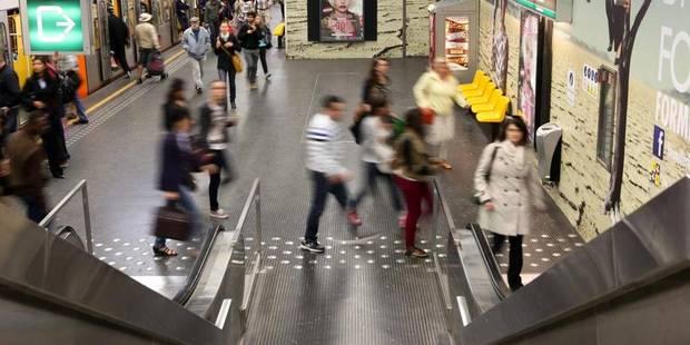Bientôt une vraie radio dans le métro bruxellois - La DH