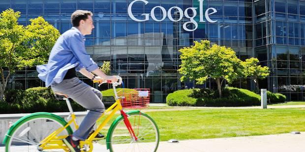 Nos étudiants rêvent tous de travailler chez Google - La DH