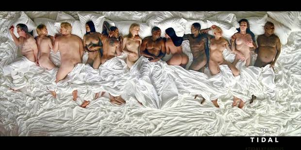 In Bed With Kanye West (VIDEO) - La DH