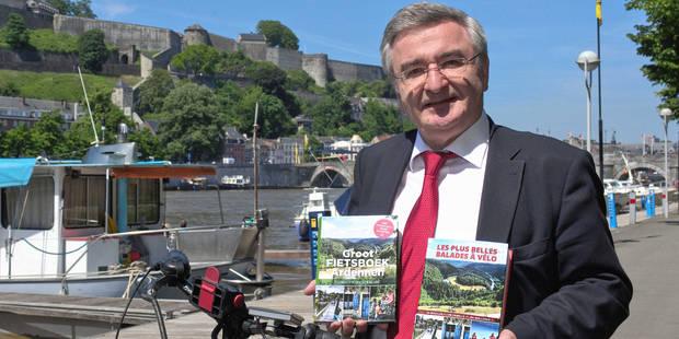 """René Collin: """"Tout le monde devrait faire du vélo"""" - La DH"""