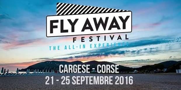 S'envoyer en l'air, en all in, avec le Fly Away Festival - La DH