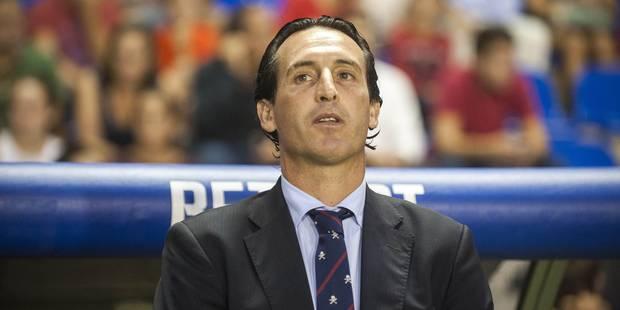 Sans surprise, le PSG officialise l'arrivée d'Unai Emery - La DH