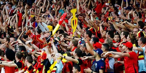 12.000 Belges dans le stade, 100.000 à Lille ? - La DH