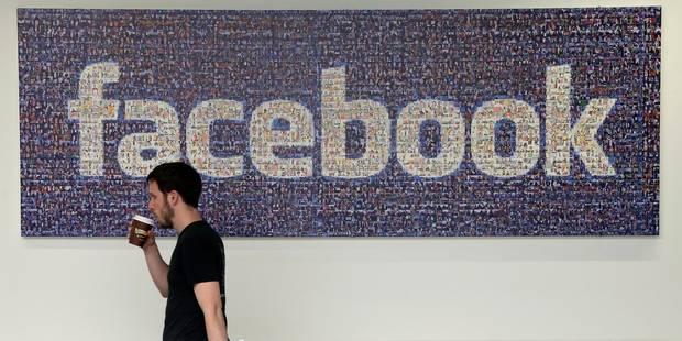 Facebook va changer son fil d'actualités: celles des amis avant celles des médias - La DH
