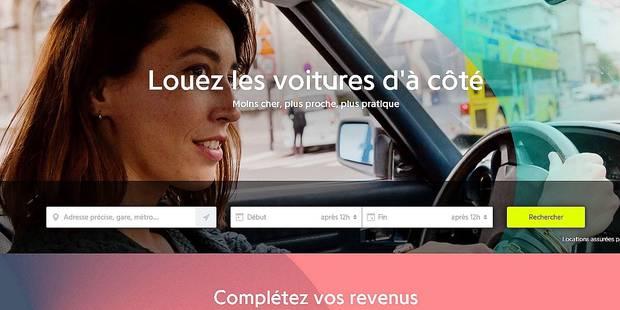 Drivy, la plate-forme de location de voiture entre particuliers, débarque en Belgique - La DH