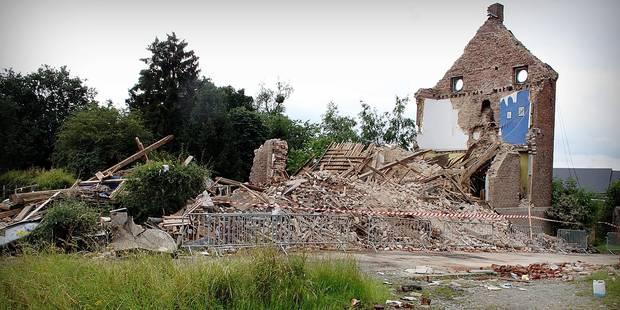 Un octogénéaire décède dans l'explosion de sa maison - La DH