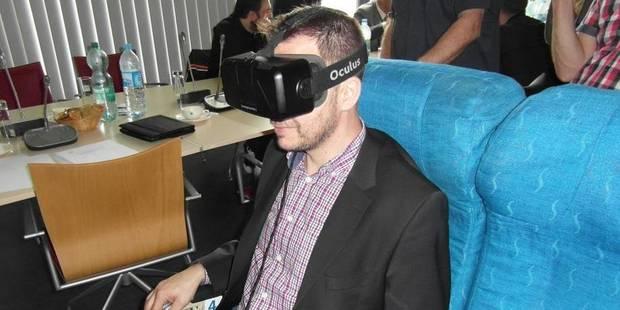 La réalité virtuelle pour combattre la peur de l'avion - La DH