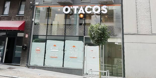Le restaurant O'Tacos débarque à Bruxelles - La DH