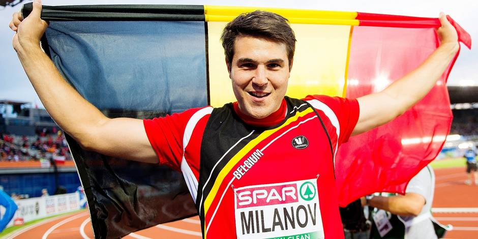 Milanov s'affirme avant Rio - La DH
