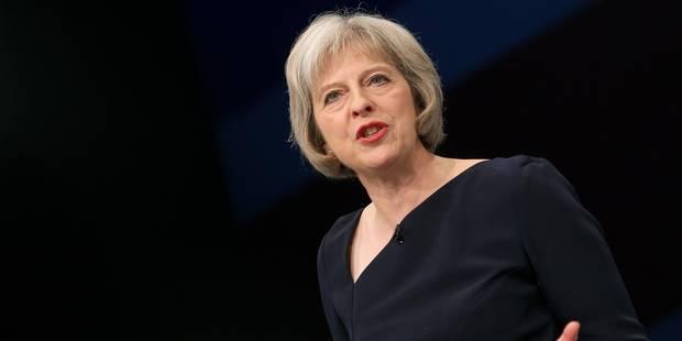 """Quand la nouvelle Première ministre britannique se la joue """"Prince de Bel-Air"""" (VIDEO) - La DH"""