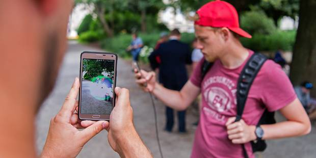 Pokémon Go: Prenez garde aux applications qui n'en sont pas (VIDEO) - La DH