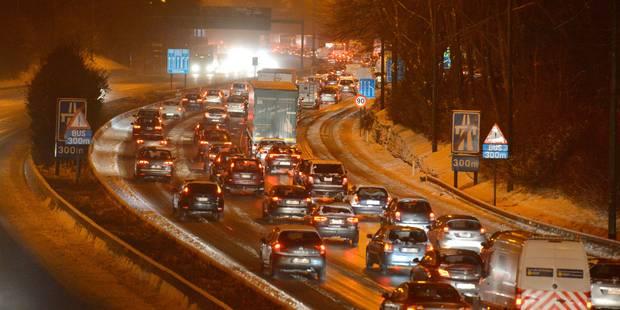 On n'a jamais passé autant de temps dans les embouteillages que ces 6 derniers mois - La DH