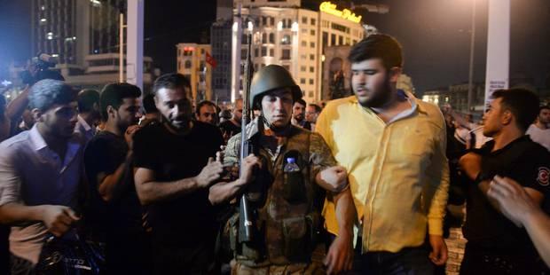 Putsch raté en Turquie: ce qu'il s'est passé (photos et vidéos) - La DH