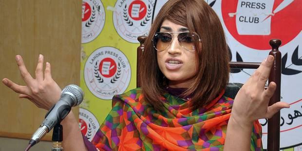 La Kim Kardashian pakistanaise meurt étranglée par son frère - La DH