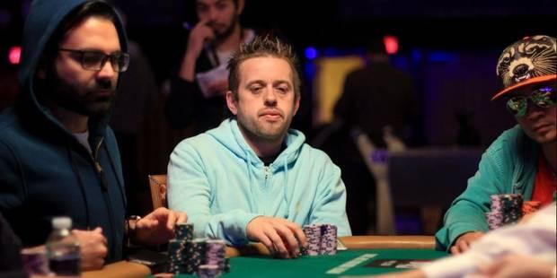 Exploit du Belge Kenny Hallaert qui se qualifie pour la finale des championnats du monde de poker - La DH