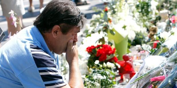 Attentat à Nice: les 84 personnes décédées ont été identifiées - La DH