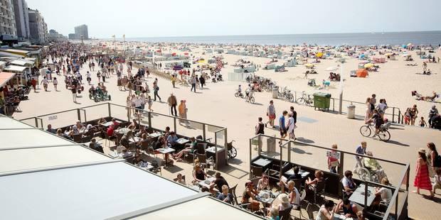 Record d'affluence à la Côte belge: 500.000 touristes attendus! - La DH