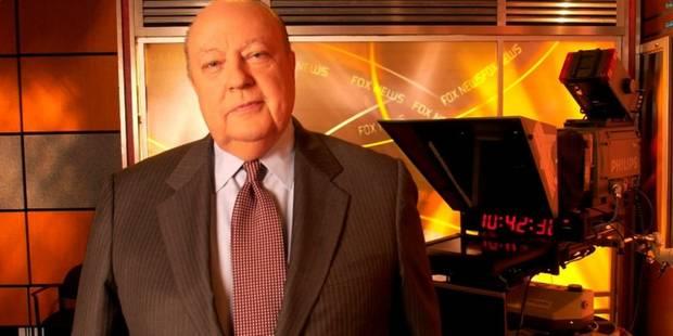 Accusé de harcèlement sexuel, le patron de la chaîne Fox News démissionne - La DH