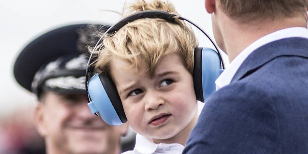 De nouvelles photos du Prince George pour ses 3 ans - La DH