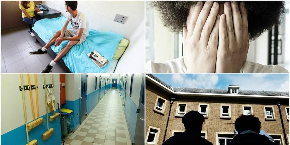 Exclusif: dans les coulisses d'une prison pour jeunes (PHOTOS) - La DH