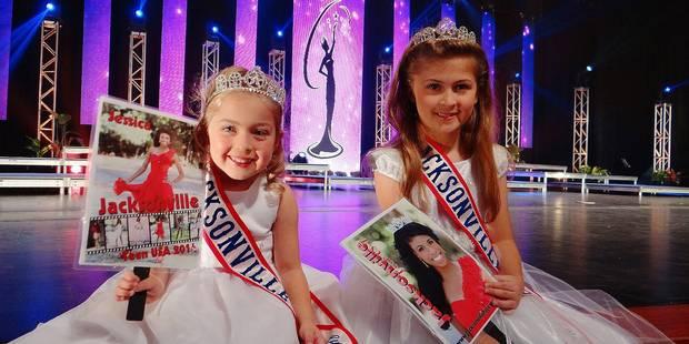 Pas de Mini-Miss (pour le moment): le communiqué mystérieux du comité Miss Belgique - La DH