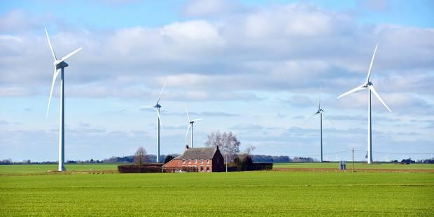 La commune de Merles-Le-Château s'oppose de nouveau au parc éolien - La DH