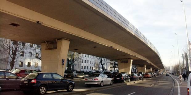 Bruxelles: le viaduc Herrmann-Debroux pourrait être démoli - La DH