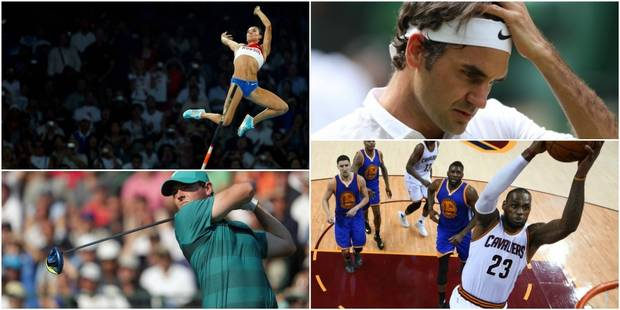 Qui seront les grands absents des Jeux de Rio? - La DH