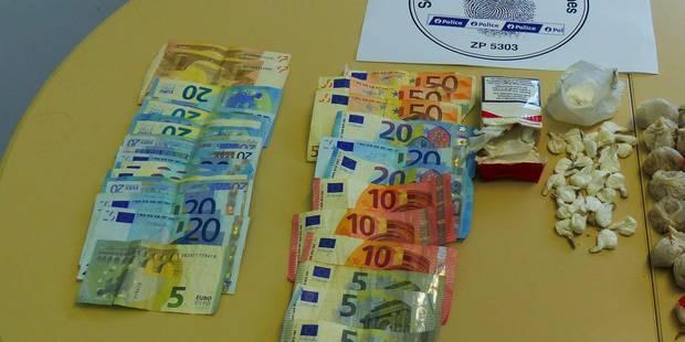Saisie de Drogues et arrestation de trois dealers à Namur - La DH