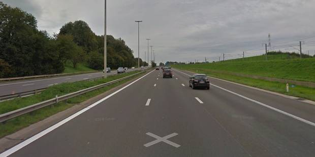 Une personne perd la vie dans un accident sur la E40 à hauteur de Herve - La DH