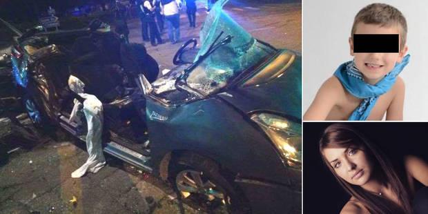 Le chauffard sans permis a fait une deuxième victime: le petit Hugo a succombé - La DH