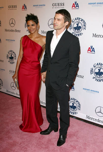 2010, avec Olivier Martinez