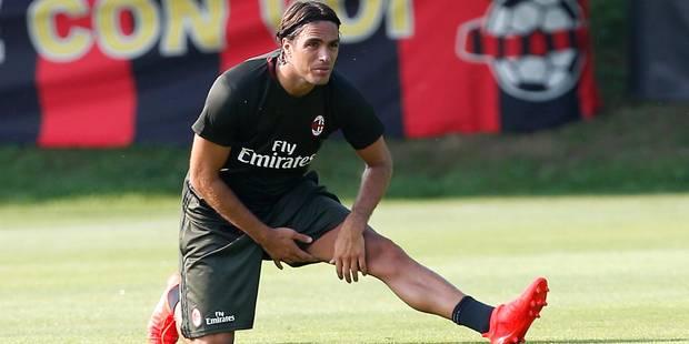 Journal du mercato (16/08) : Alessandro Matri rejoint Sassuolo - La DH