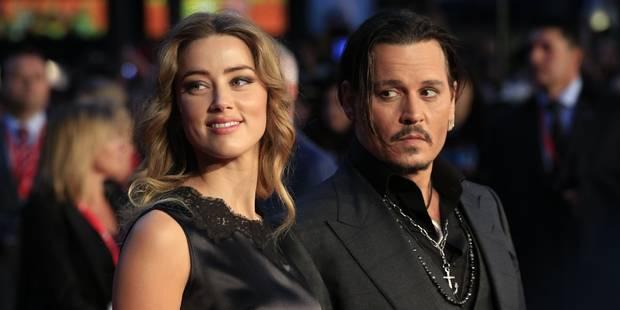 Voici ce qu'Amber Heard a fait de l'argent de Johnny Depp - La DH