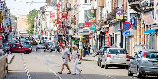 Anderlecht: La rue Wayez, bientôt piétonne ? - La DH