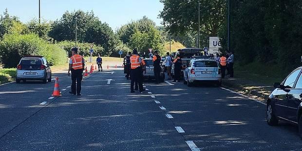 Ottignies-LLN: cinq conducteurs sous influence des stupéfiants ! - La DH
