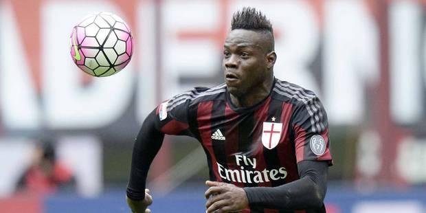 Mercato: Mario Balotelli proposé à Nice - La DH