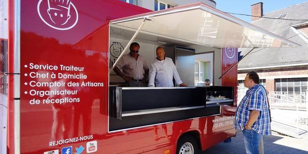 Mobichefs, plus qu'un food truck - La DH