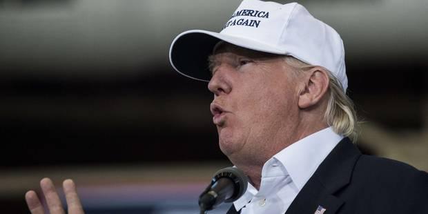 Trump promet des expulsions dès le 1er jour de son éventuelle présidence - La DH